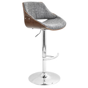 Picture of FABRICO BARSTOOLS GREY