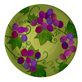 Picture of Siena Melamine Salad Grapes