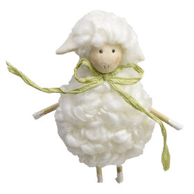 Picture of 6.25IN HANGING SHEEP ORNAMENT