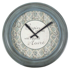 Picture of 12-in Sentiment Clock