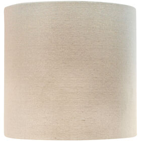 Picture of Gold Metallic Linen Lamp 13x13x13-in