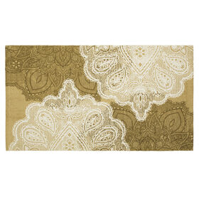 Picture of 27X45 Accent Lace Medallion Rug