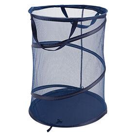 Picture of Blue Spiral Pop Up Hamper - XL