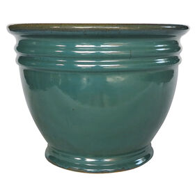 Picture of 9.8 IN. ITALY POT OCEAN BLUE