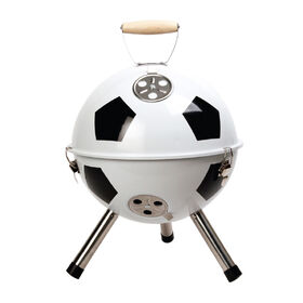 Picture of 12-in Soccer Ball Barbecue Grill