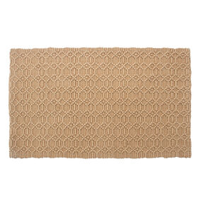 Picture of Natural Jute Accent Rug 27 X 45-in