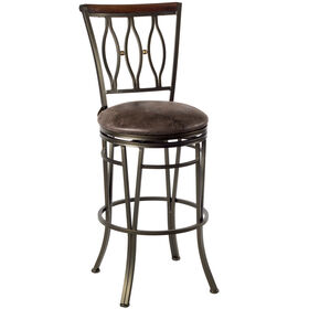 Picture of Marsol 30-in Swivel Barstool
