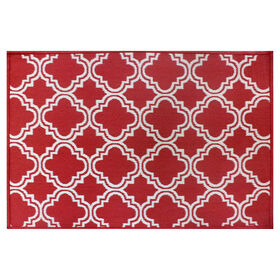 Picture of Red Sundance Accent Doormat 20 X 30-in