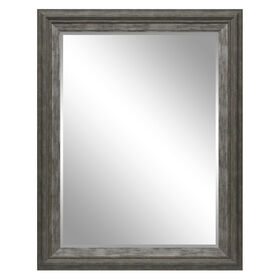 Picture of 36 X 48-in Brown and Gray Janice Liner Mirror