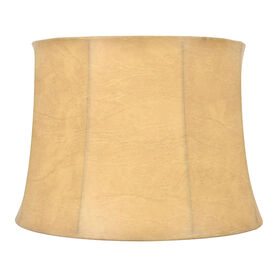 Picture of Faux Leather Lamp Shade 12X14X10