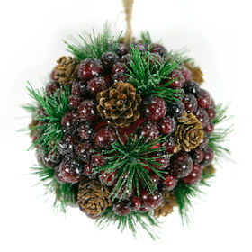 Picture of Styrofoam Berry Ball Ornament