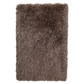 Picture of C21 Mocha Senses Shag Rug