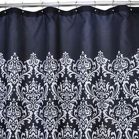 Picture of Vintage Antique Shower Curtain