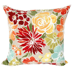 Picture of Blossom Sugarplum Oversized Square Pillow