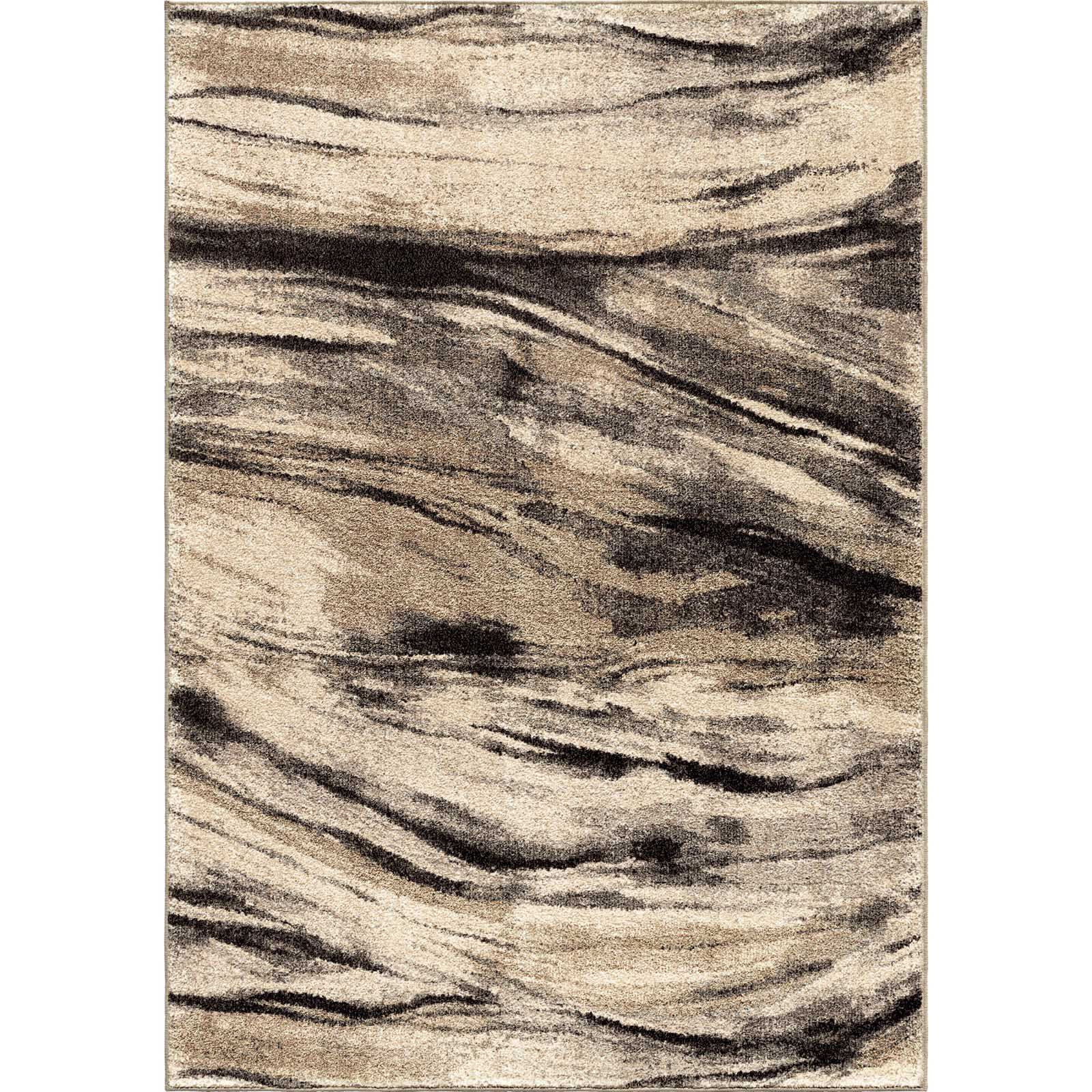 B371 Sycamore Lambswool Rug  60x79 In.