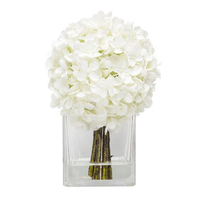 Picture of LED Hydrangea in Vase