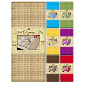 Picture of Microfiber Drying Mat- 9 Assortments
