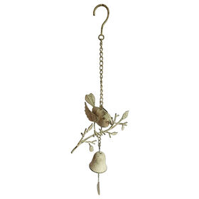 Picture of 25-in. Metal Owl Bell Chime