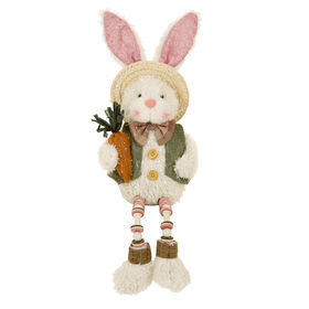 Picture of Plush Bunny Sitter- 16 in.