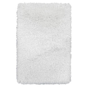 Picture of Beige Senses Shag Accent Rug 27 X 42-in