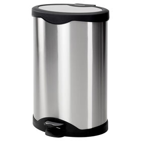 Picture of Simply Kleen Oval Step Trash Can 40 Liters