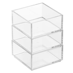 Picture of Clarity 4x4X5.6-in Stacking Set
