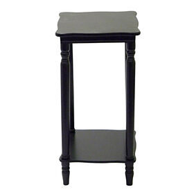 Picture of Wood Square Plantstand - Brown, 24-in.