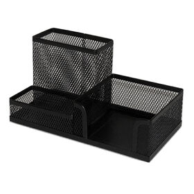 Picture of MTL MESH 3 SECT ORGANIZER-BLK
