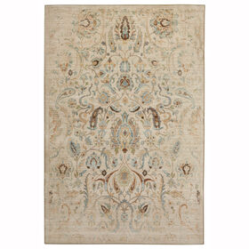 Picture of A165 Taupe Serenity Sentiment Rug