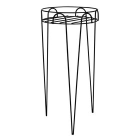 Picture of 21IN BLK PLANT STAND