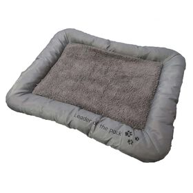 Picture of Leader of the Pack Crate Pad- Grey 24x18-in
