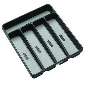 Picture of 5-Compartment Silverware Tray, Granite