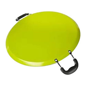 Picture of Delicioso San Miguel 14-in Comal Pan - Lime Green
