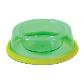 Picture of Bight Non Skid Plastic Pet Bowl