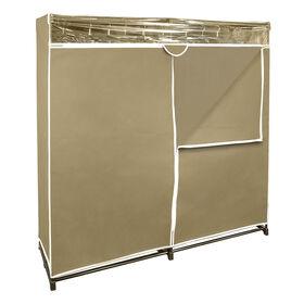Picture of Wardrobe Closet - Tan, 60-in.