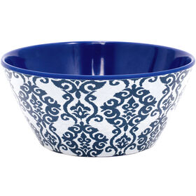 Picture of FLAIR 6  BOWL DAMASK PTRN