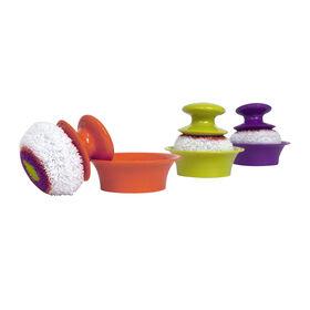 Picture of Casabella® Mini-Mesh Scrubber with Holder