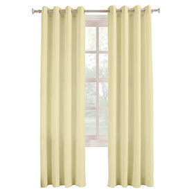 Picture of Harvest Donovan Window Curtain Panel 84-in