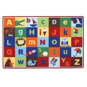 Picture of Education Accent Rug- 40x50 in.