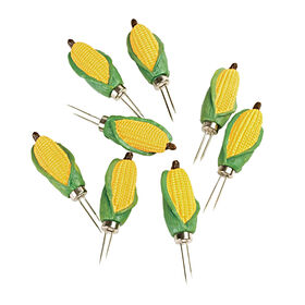 Picture of Corn Corn on the Cob Holders - set of 4
