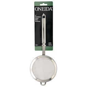 Picture of 4-in Stainless Steel Strainer