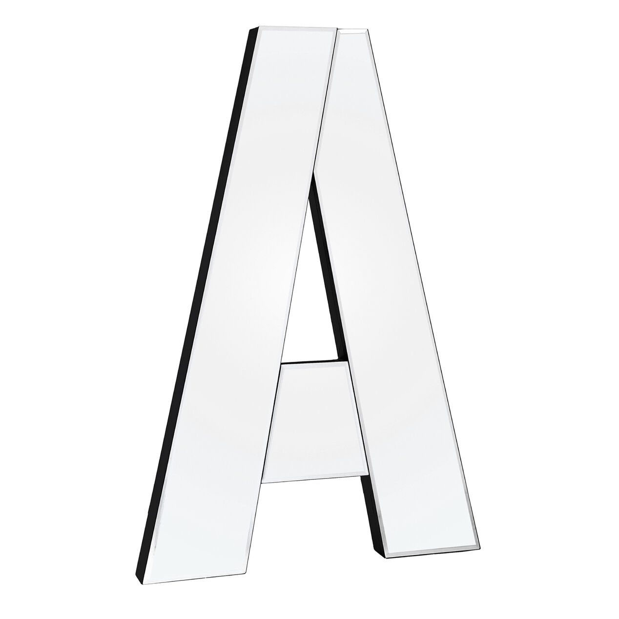 A Large Mirror Letter