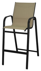 Picture of Tan Sling Bar stool 30 in.