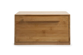 Picture of Wood Bread Box