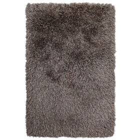 Picture of Tri-Gray Senses Shag Accent Rug 27 X 42-in