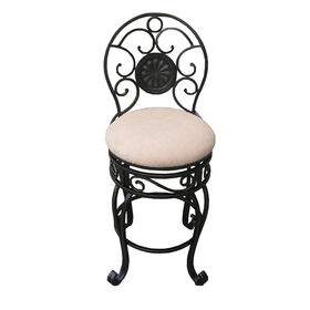 Picture of HK Juliette 30-in Swivel Barstool