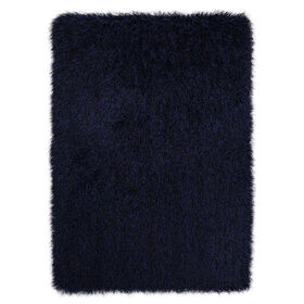 Picture of C58 Indigo Blue Shag Rug