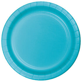 Picture of BR BLUE 7IN SALAD PLATE 24CT