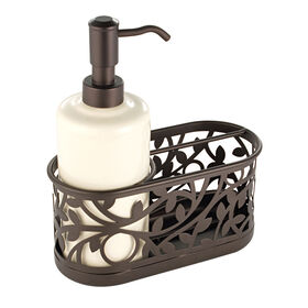 Picture of Vine Soap Pump Caddy - Bronze