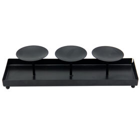 Picture of 10 METAL TRAY PILLAR HOLDER